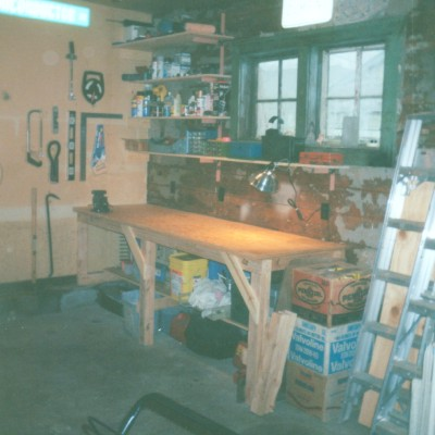 the Workbench